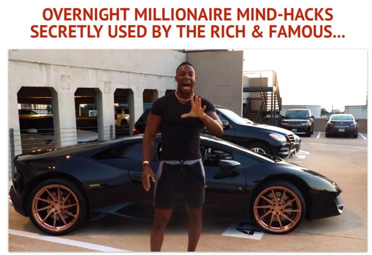 Overnight Millionaire Wesley Virgin